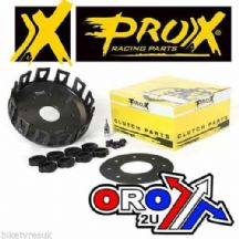Suzuki RM250 1996 - 2002 Pro-X Clutch Basket Inc Rubbers